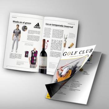 Golf Club Magazine